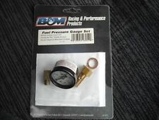 B&M Fuel Pressure Gauge Honda Civic Acura Integra Eclipse Talon 46054
