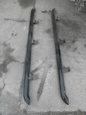 VW AMAROK GP FACELIFT V6 CANYON DESIGN SCHWELLERSCHUTZROHRE SCHWARZ 2H7854881