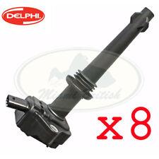 For Land Rover LR4 Range Rover 5.0L V8 Direct Ignition Coils Delphi GN10591