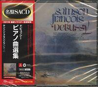 SAMSON FRANCOIS-DEBUSSY: PIANO WORKS-JAPAN 4 SACD Hybrid R75