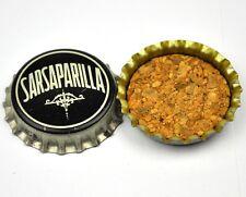 Vintage Sarsaparilla Soda Kronkorken USA Soda Bottle Cap