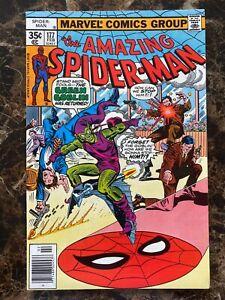 Amazing Spider-Man #177 - Green Goblin (1977)