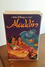 Aladdin A Walt Disney Classic Black Diamond (VHS, 1993)