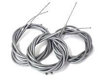 Modolo Brake Cable & Housing Grey Bike Fit Campagnolo Wire Nos x 3 set Lot