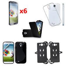 5 in 1 Accessori Premium Bundle KIT PER SAMSUNG GALAXY S4 i9500-All You Need