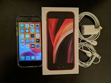Apple iPhone SE 2nd Gen 2020 (PRODUCT) RED - 64GB - (Total Wireless)