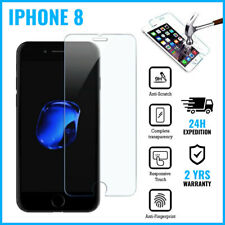 Screen Protector 9H LCD Protecteur Trempé Tempered Glass Film For iPhone 8