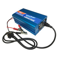 12V 40A Connect and Forget Leisure Battery Charger | Caravan | Motorhome | Boat