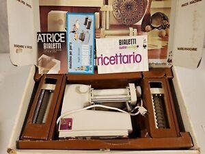 Bialetti Macchina Per Pasta Electric Pasta rolling cutting machine