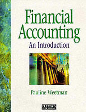 Financial Accounting: An Introduction by PAULINE WEETMAN