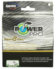 NEW POWER PRO SUPER SLICK  BRAID AQUA GREEN 20LB 1500YDS