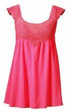 Hippie Boho Top Gr. 46 pink Hängerchen Tunika CRASH Bluse NEU 941594
