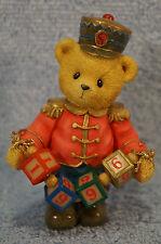 Jeffrey 96 Dated Figurine Cherished Teddies Bnib Striking Up Another Year