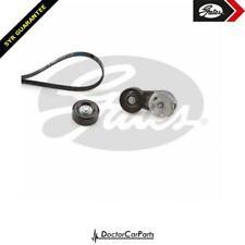 JAGUAR XJ X350 3.0 Multi V Drive Belt 03 to 09 AJ-V6 Gates 2W4E8620AA 4R8E8620AA