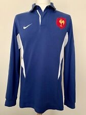 France 2004-2005 rugby shirt jersey maillot camiseta trikot maglia