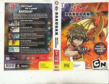 Bakugan:Battle Brawlers-2008-[5 Episodes]-Animated Ba-DVD