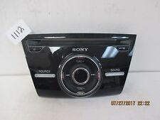 2012-15 Ford Focus Sony Radio Control Panel BM5T-18K811-FH