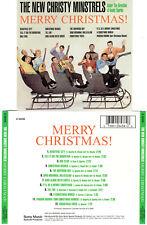 NEW CHRISTY MINSTRELS - Merry Christmas! (CD, May-1997)  12 TRACKS