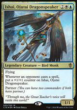 MTG Magic - (M) Commander 2016 - Ishai, Ojutai Dragonspeaker FOIL - NM/M