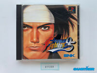 THE KING OF FIGHTERS 95 KOF PS1 Sony Playstation JAPAN Ref:311256