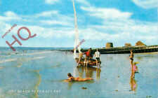Picture Postcard__Pevensey Bay, The Beach [Salmon]