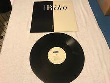 PETER GABRIEL BIKO & NO MORE APARTIED record LP