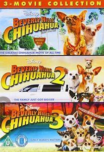 Beverly Hills Chihuahua 1-3 [DVD] [2008][Region 2]