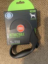 Brand New Retractable Dog Leash Sz M