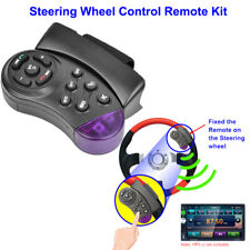 Wireless Car Steering Wheel Button Remote Control Bluetooth Stereo for CD DVD
