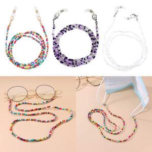 Sunglasses Neck Chain Eyeglass String Holder Lanyard Strap Reading Glasses Cord