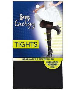 2 L'eggs® Energy Collection Opaque Tights Q02000