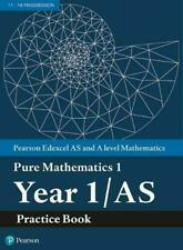 Edexcel as and a Level Mathematics Pure Mathematics Year 1as Practice Book