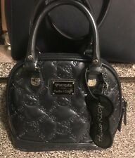 Hello Kitty Loungefly HandBag Ink Blue Hard To Find Small Size
