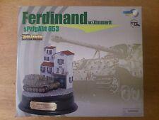 1:72 Dragon 60209 Ferdinand sPzJgAbt 653 mit Zimmerit. Diorarmor. OVP