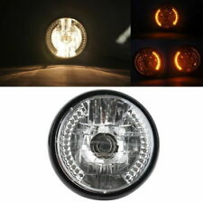 """Motorcycle Headlight 6.5"""" H4 35W Fit for Most Harley Motorcycle / Custom Bikes"""