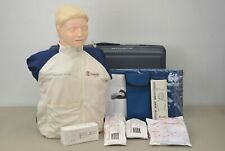 New Laerdal Resusci Anne Torso w/ Skill Guide & Accessories CPR Trainer L21