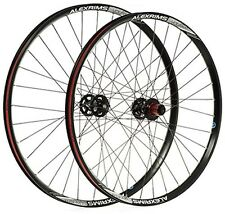 "Alex Chosen 27.5"" 650B Trail 20mm Front MTB Bike Tubeless Ready Wheel Black"