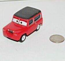Disney Pixar Cars 2 Movie - Maurice Wheelks - Diecast Metal Car 1:55 Scale EUC