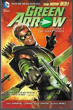Green Arrow Vol 1: Midas Touch Vol 1 by Krul, Giffen & Jurgens 2012, Tpb Dc N52
