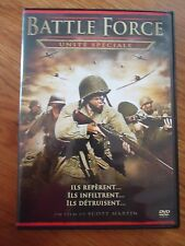 DVD * BATTLE FORCE, Unite Speciale * Scott MARTIN / Clint GLENN GUERRE