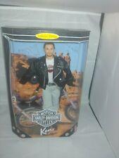 1998 Harley Davidson Ken Barbie Limited Ed 1st Nrfb