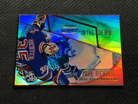 1996-97 PINNACLE SUMMIT MIKE RICHTER IN THE CREASE PREMIUM STOCK #ed 471/600