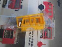 Preiser Mercedes Feuerwehr LF 16 gelb Sondermodell Bastian Hetterich
