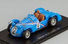 Delahaye 145 #2 Le Mans 1938 G. Comotti - A. Divo Spark 1:43 S2726