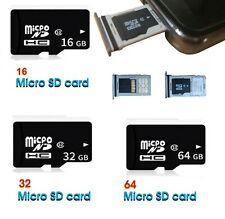 Micro SD card 64GB /32GB/16GB MicroSD Memory Card tarjeta de memoria GOPRO