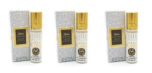 3 OUD ROMANCEA 10ML ARABIAN NATURAL OUDH MUSKY NOTE PERFUME OIL BY AL ZAAFARAN