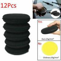 Car Waxing Polish Sponge - Wax Foam Applicator Pad - For Clean Cars ,Glass,Shoes