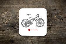 Retro Classics -  Whyte PRST-1 - Coaster - Bike Ninja MTB