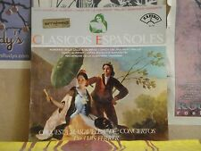 CLASICOS ESPANOLES, FERRER - ZAFIRO LP Z-L 78
