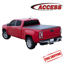 Access TonnoSport Soft Roll Up Bed Cover Fits 2005-2015 Toyota Tacoma 5' Bed